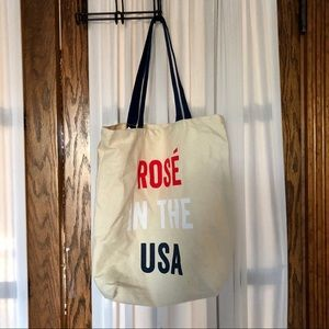 """*FREE """"Rose in the USA"""" tote bag"""